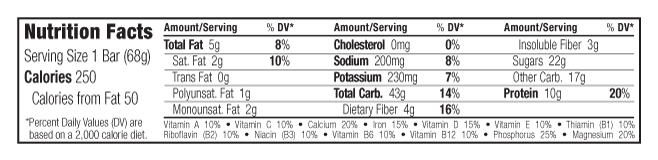 Hot Chocolate Nutritional Facts