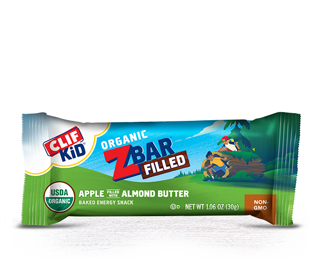 Apple Almond Butter packaging
