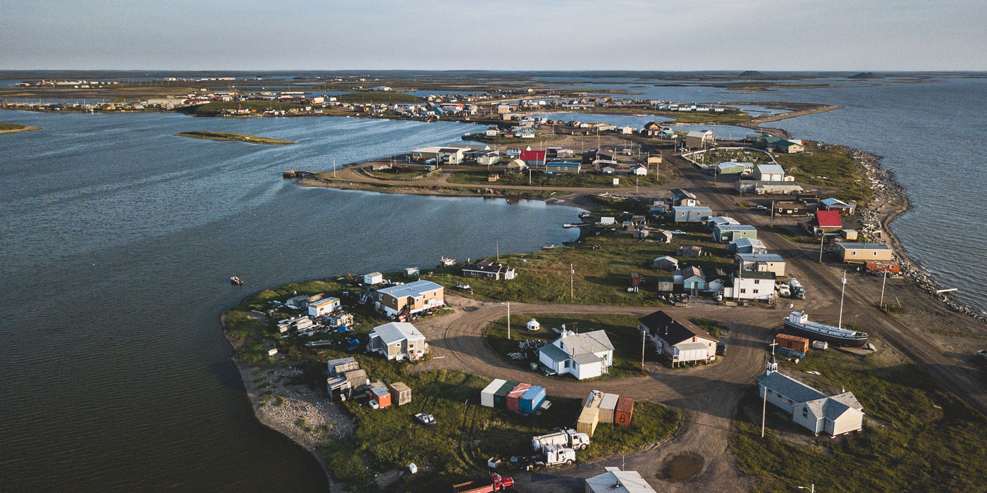The Great Trail: Tuktoyaktuk