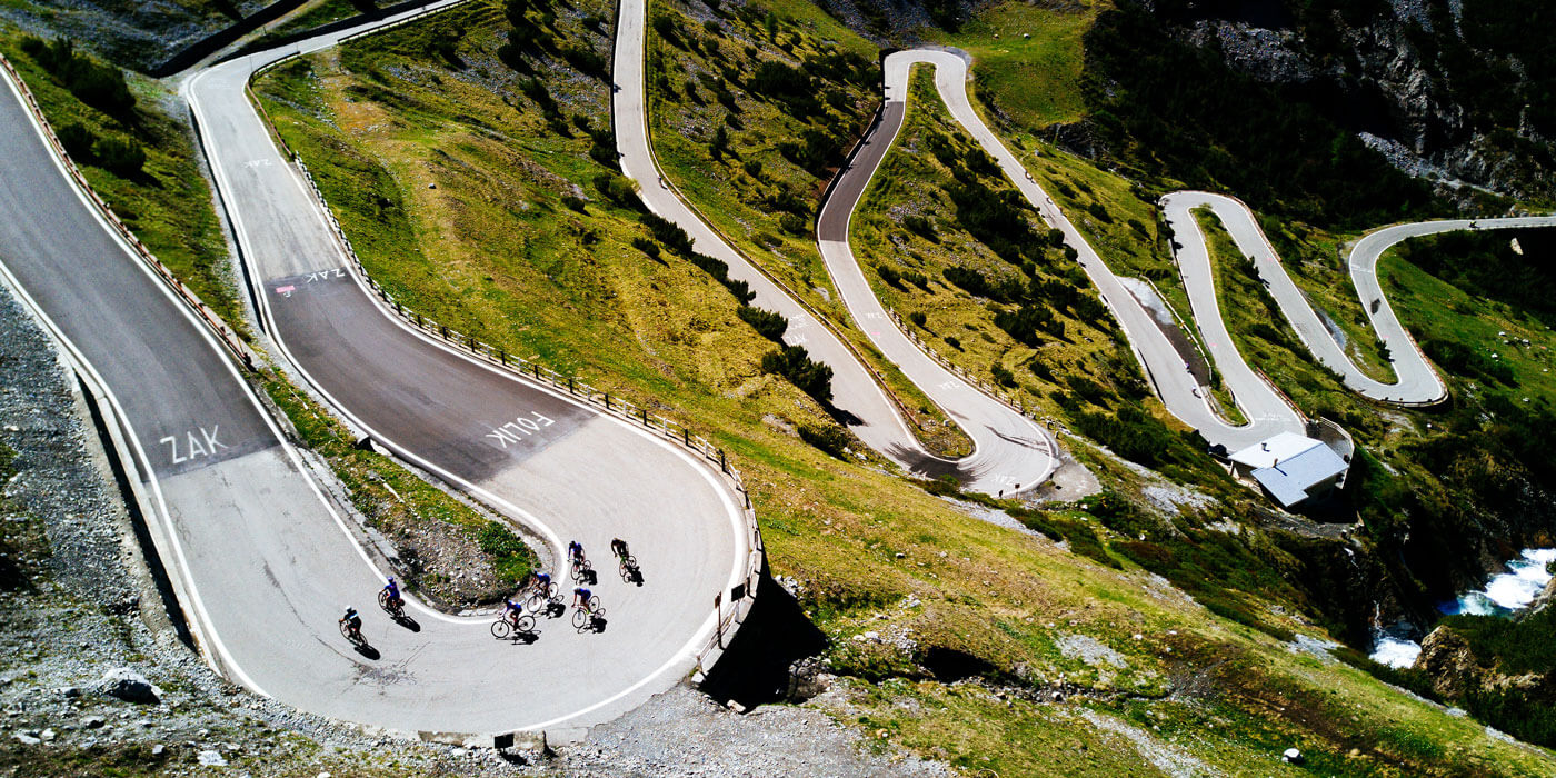 Gavia, Italy: Same Route, Different Ride