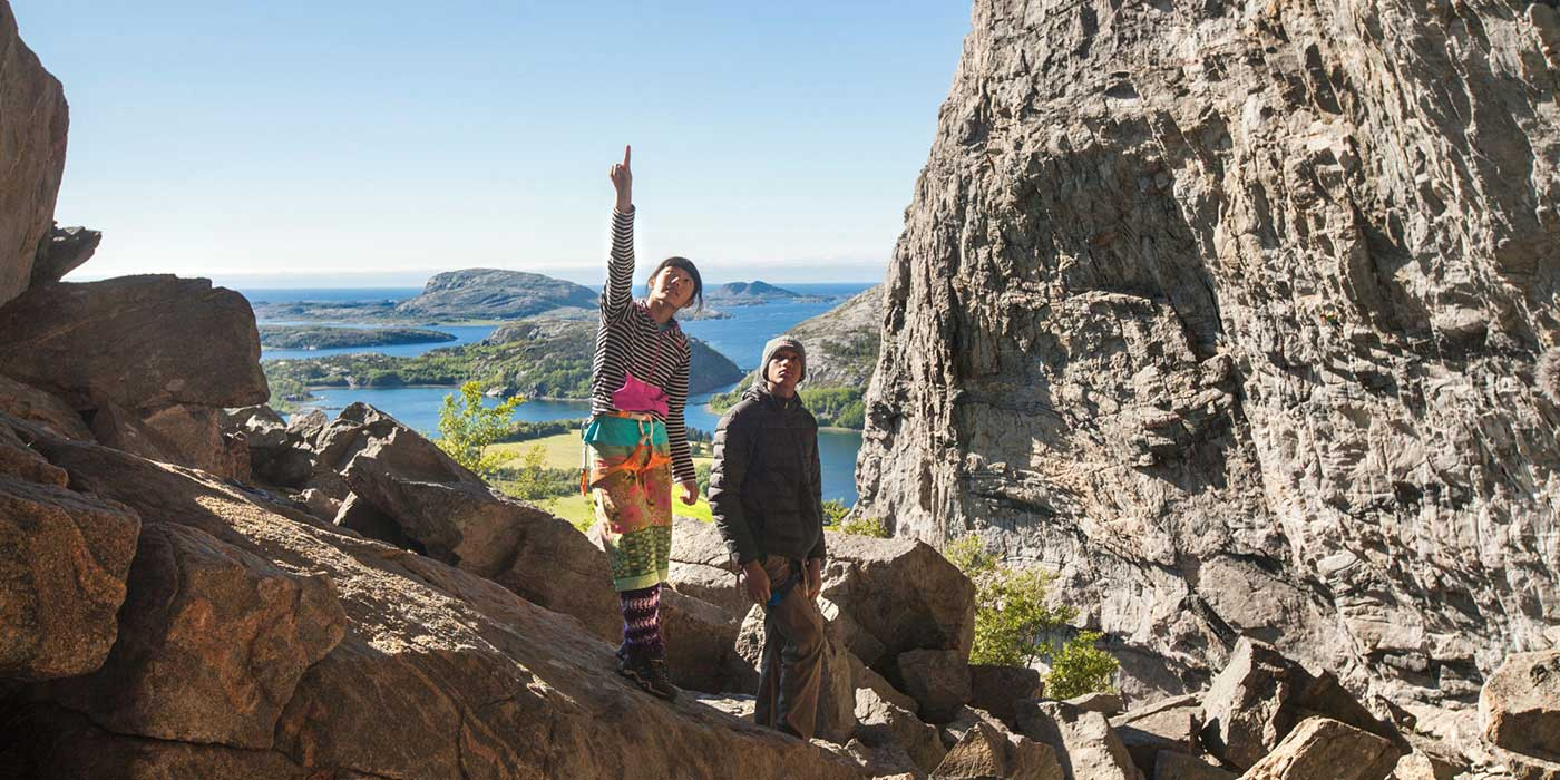 Generation UP: Young Climbers Interview