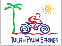 Tour De Palm Springs logo