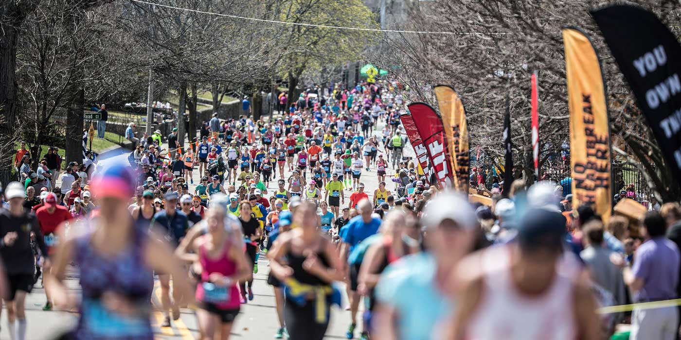 CLIFCAST: How to Prepare for the Boston Marathon 2017