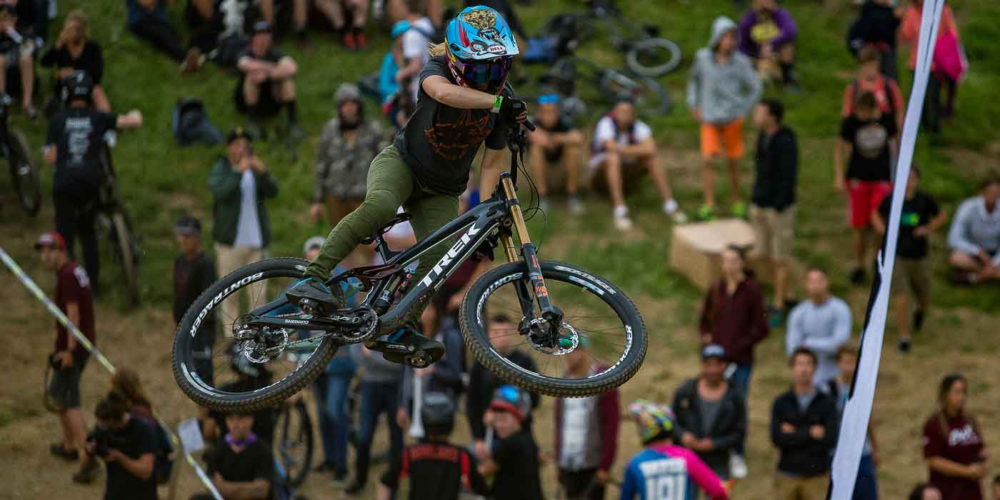 Watch Clif Athletes at Crankworx – Live!